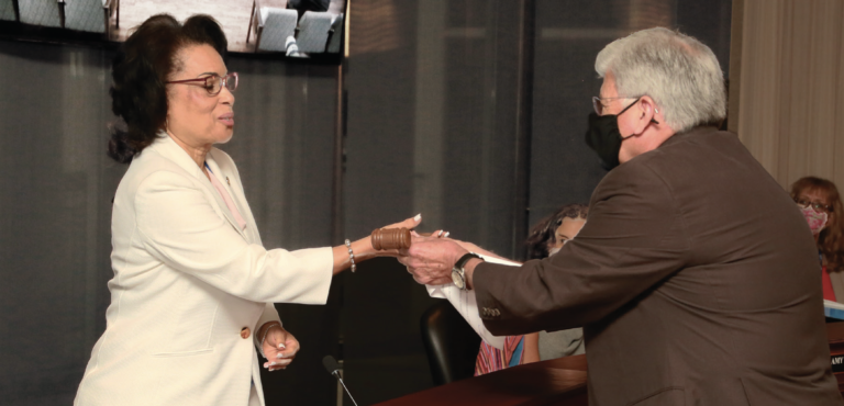 First Woman to Lead SAWS Board of Trustees